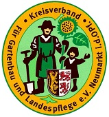 Logo Kreisverband für Gartenbau und Landespflege