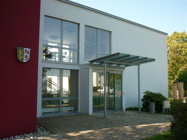 Gesundheitsamt Neumart Foto Gebäude