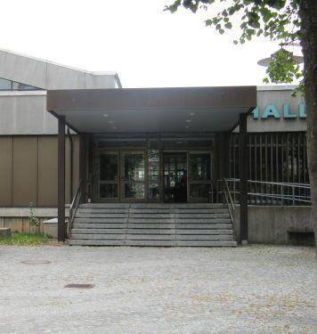 Hallenbad Neumarkt