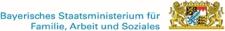 Logo Staatsministeriumg Familie, Arbeit, Soziales