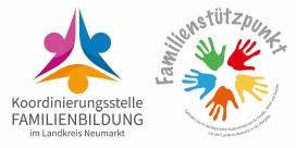 Logo Koordinierungssstelle Familienbildung im Landkreis Neumarkt